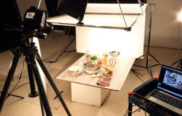 燕三条の広告写真撮影